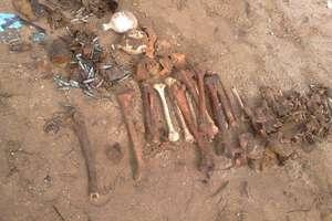 Znaleźli ludzkie szczątki na budowie. To żołnierze z czasów I wojny?