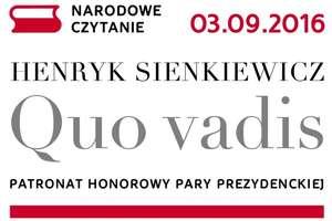 Żuromin. Wielkie czytanie na Placu Piłsudskiego