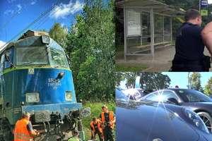 Pościg na Sielskiej, parada porsche, zamieszanie z pociągami...Sprawdź najważniejsze wydarzenia minionego tygodnia!