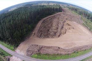 Obwodnica Olsztyna: Trwają pierwsze prace nad węzłami Wschód i Jaroty
