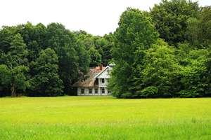 Dom przy lesie - spełnienie marzeń