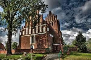 Sokolica. Odwiedziliśmy kościół św. Anny z XIV wieku