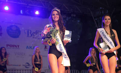 Sandra Orłowska została Bursztynową Miss Polski 2016!