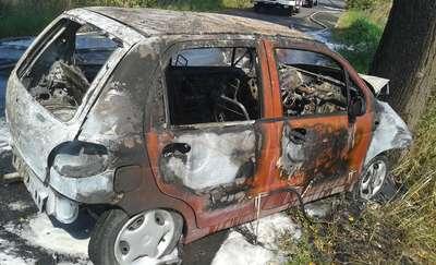 Kolejna ofiara wypadku na drodze koło Bajdyt