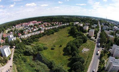 Na olsztyńskim Zatorzu powstanie kolejny park [FILM]