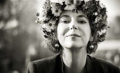 Ania Broda w Oranżerii Kultury
