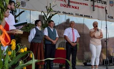 Dożynki i Festiwal Czterech Kultur w Kowalach Oleckich
