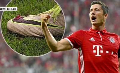 Bundesliga: Hat-trick Lewandowskiego w meczu z Werderem