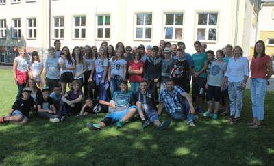 Fajnie jest, czyli wspólny wypoczynek niemieckiej i polskiej młodzieży