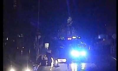 Kierowca audi A6 potrącił dwóch nastolatków na Sikorskiego