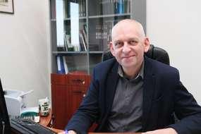 Burmistrz Grzegorz Mrowiński