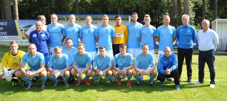 Dla Amex Bączek Unii Susz będzie to drugi sezon spędzony w IV lidze