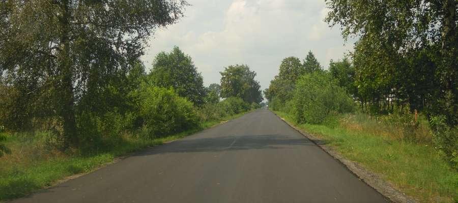Droga Syberia – Mleczówka po przebudowie