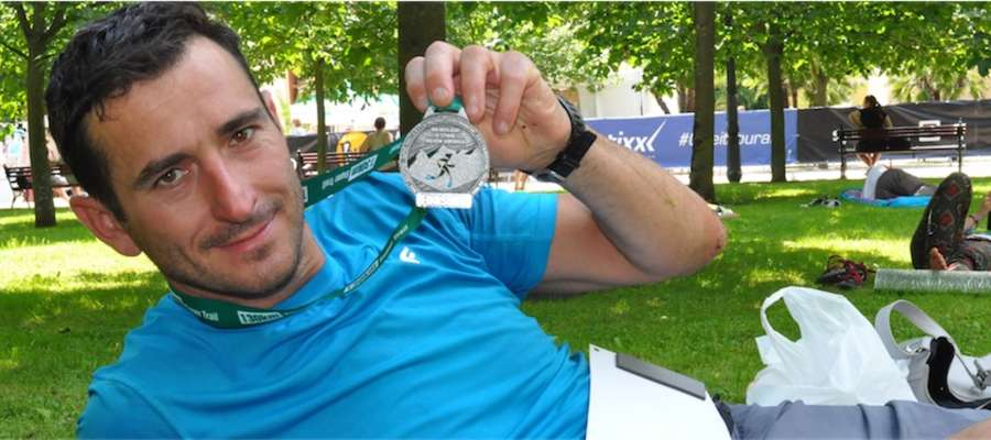 Mariusz Augustyniak, ultramaratończyk z Susza, już szykuje się na kolejny start...