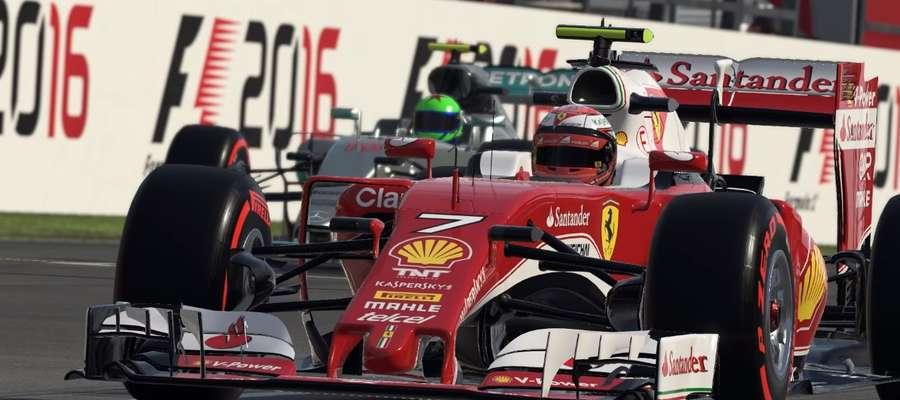 """Fragment filmu """"F1 2016 - zwiastun premierowy PL"""""""