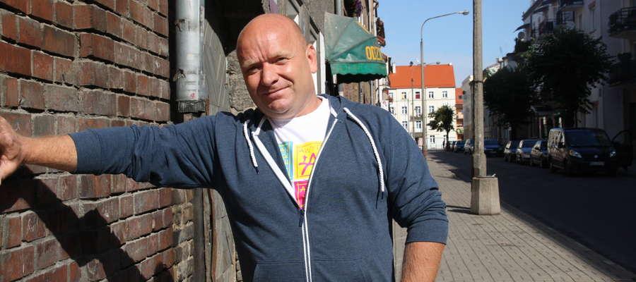 — Chcemy pokazać mieszkańcom miasta, że ul. E. Orzeszkowej ma niesamowity klimat —mówi Wiktor Kurczak ze Stowarzyszenia Alternatywa