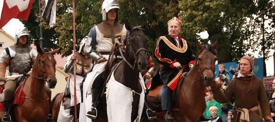 Festiwal Kultury Śrerdniowiecza stał się już ryńską tradycją