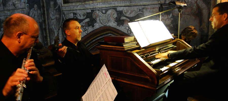 Koncert zespołu Pro Musica Antiqua to część obchodów Święta Niepodległości w Korszach.