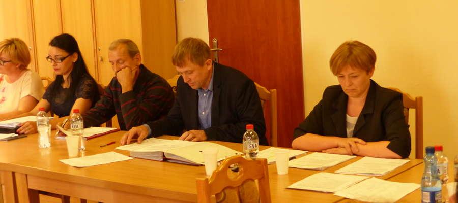 Sesja, na której podjęto uchwałę o referendum w sprawie odwołania Beaty Jarosz ze stanowiska wójta odbyła się 29 lipca