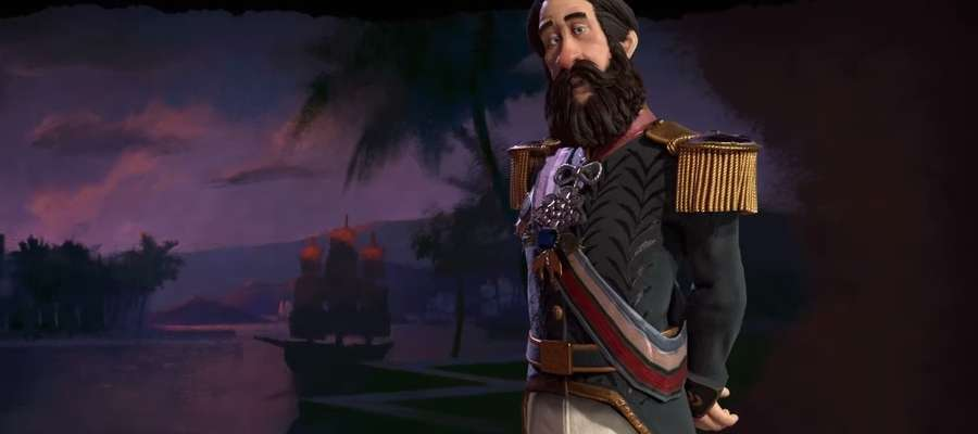 "Fragment nagrania ""CIVILIZATION VI - First Look: Brazil - International Version"""