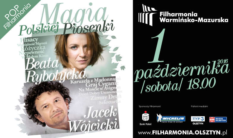 POP Filharmonia - Magia Polskiej Piosenki  - full image