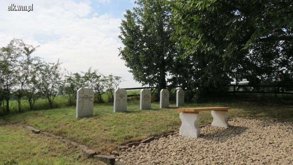 Rewitalizacja cmentarza wojennego w Romanowie - full image
