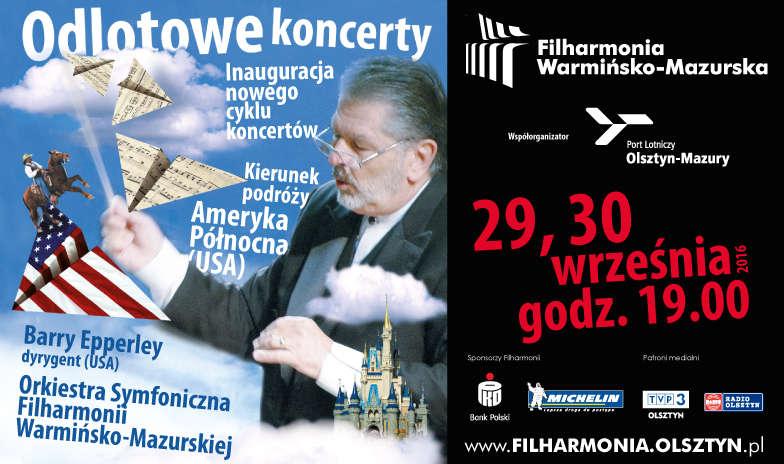 """""""Odlotowe Koncerty"""" w Filharmonii Warmińsko-Mazurskiej - full image"""