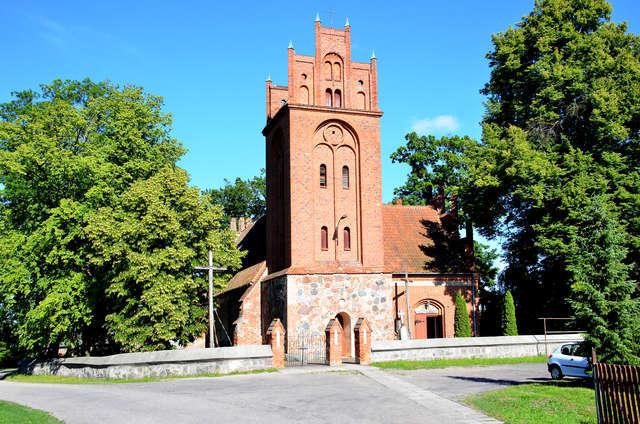 Rogiedle: kościół p.w. św. Małgorzaty - full image