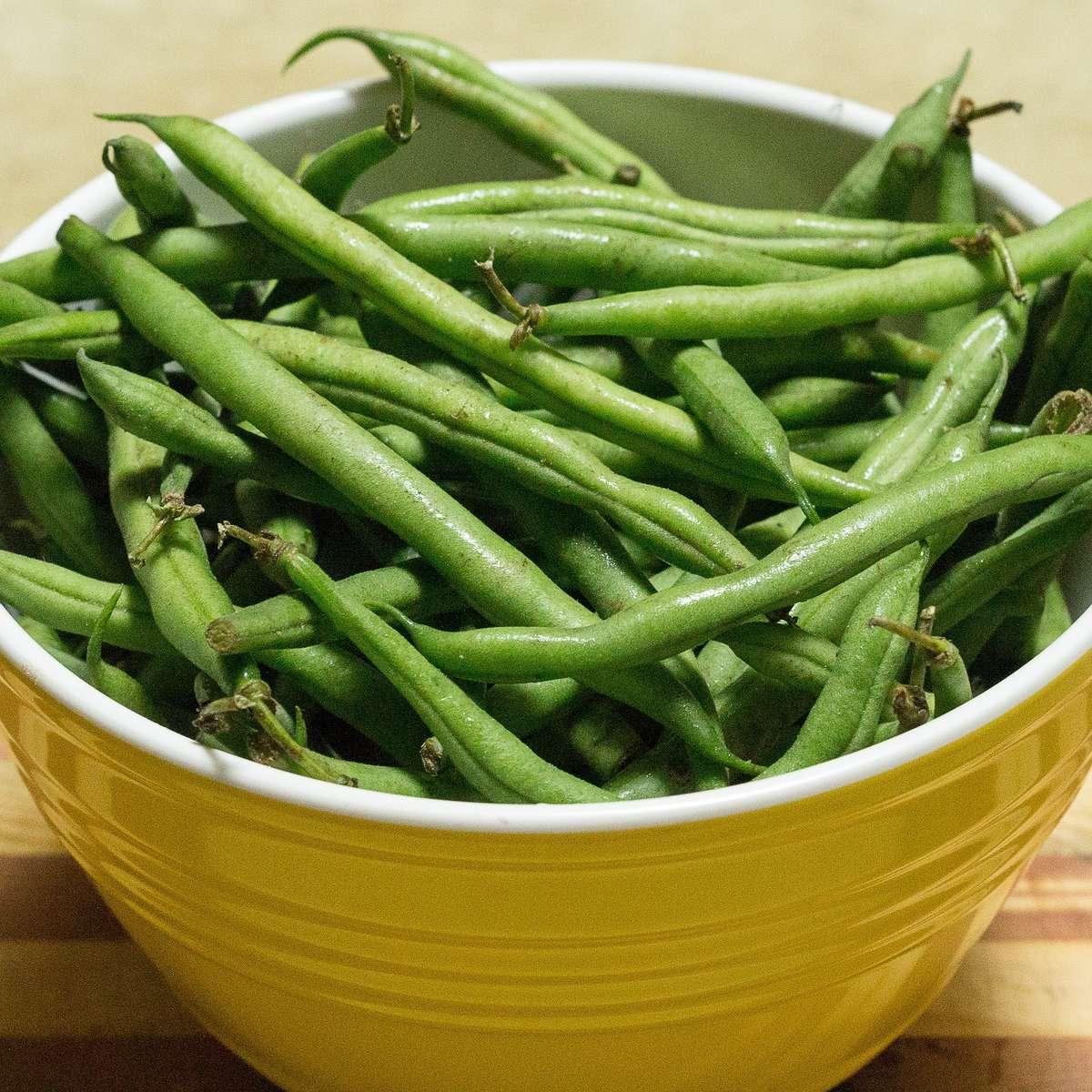 Na cukrzycę i odchudzanie - fasolka szparagowa! - full image