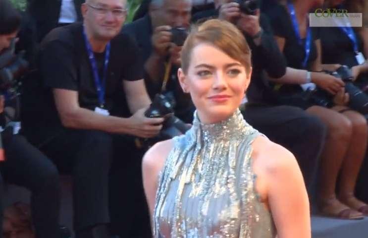 Emma Stone najlepszą aktorką na festiwalu w Wenecji - full image