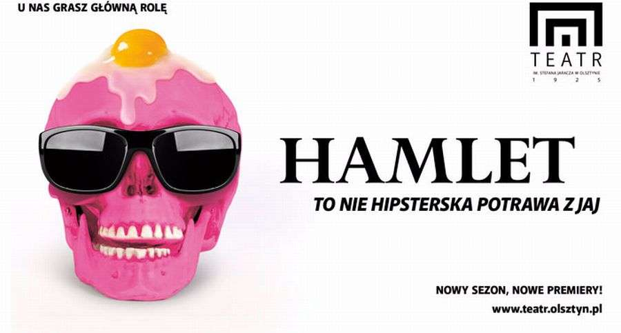 Obraża widzów czy powala na kolana? Kontrowersyjna kampania Teatru Jaracza w Olsztynie - full image