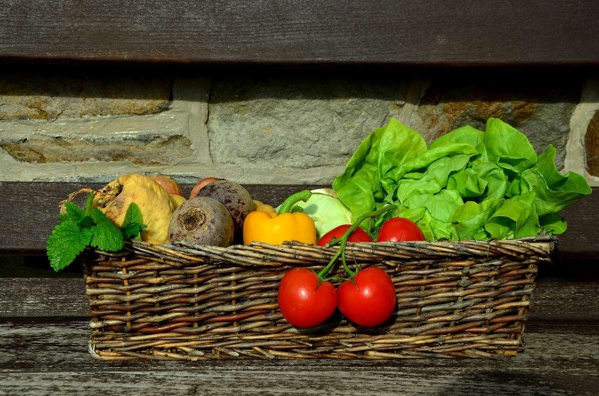 12 wskazówek dotyczących odżywiania dla wegetarian - full image