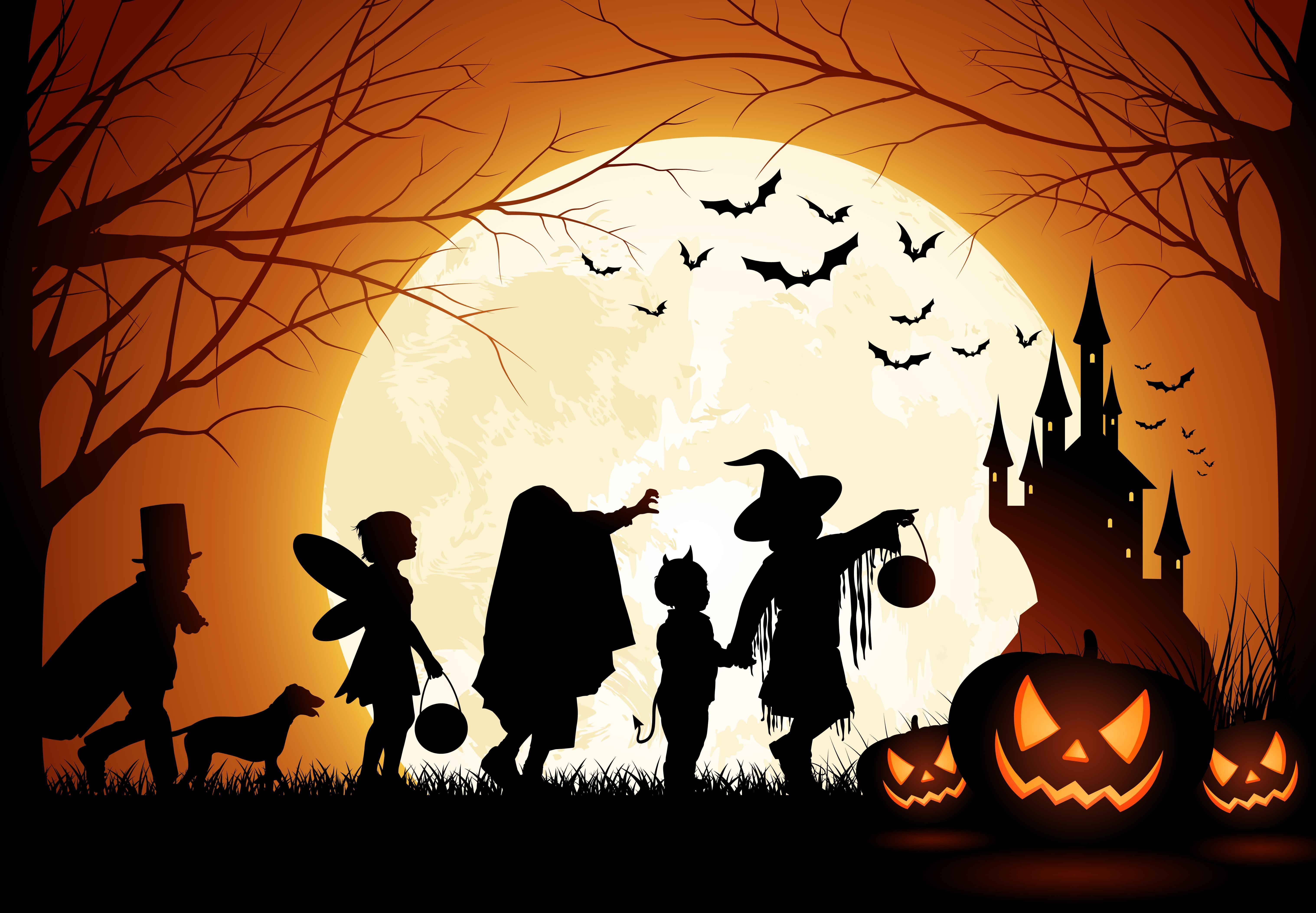 Halloween z dreszczykiem w Hotelu Anders