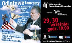 """""""Odlotowe Koncerty"""" w Filharmonii Warmińsko-Mazurskiej"""