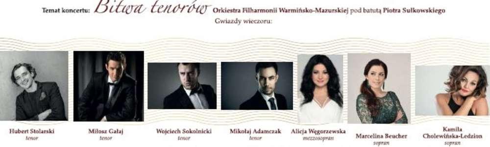 Koncert Maltański w Olsztynie: wspaniałe głosy i idea