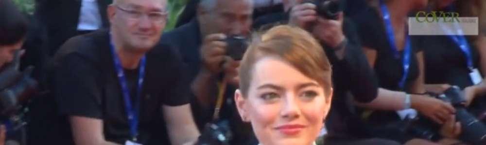 Emma Stone najlepszą aktorką na festiwalu w Wenecji
