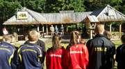 Młodzi strażacy ćwiczyli i poznawali się wzajemnie