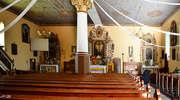 Kościół pw. św. Małgorzaty wraz z cmentarzem przykościelnym w Rogiedlach