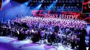 Koncert chóru Światowych Dni Młodzieży