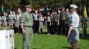 Harcerze z Hufca ZHP Elbląg oficjalnie rozpoczęli rok harcerski