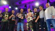 Damian Szafran z Gołdapi - mistrzem świata! WYNIKI GALI. ZDJĘCIA I FILM