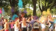 Festiwal Holi w Olsztynie. Zobacz barwne zdjęcia!