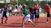 Europejski Tydzień Sportu. Streetball Nidzica 2016
