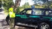 Funkcjonariusze Straży Granicznej zatrzymali poszukiwanego