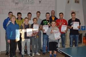 II Turniej Tenisa Stołowego