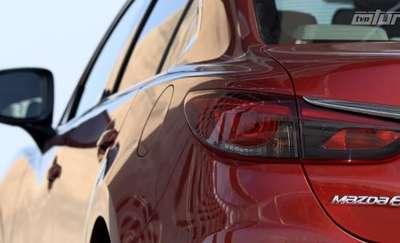 Nowa Mazda 6, oto jak wygląda flagowy model japońskiego producenta po liftingu
