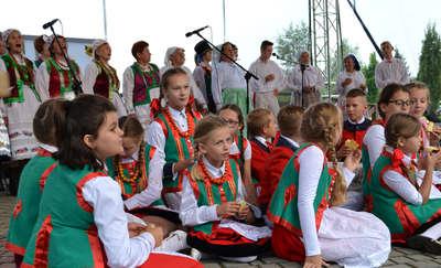 Święto plonów w Rozogach