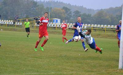 Sokół pokonał Warmiaka i zagra w 1/8 Wojewódzkiego Pucharu Polski