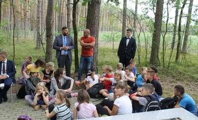 Msza Św. na Wąskim Lesie