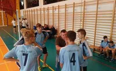 Turniej siatkówki Moje Boisko Orlik 2012